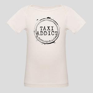 Taxi Addict Organic Baby T-Shirt