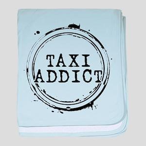 Taxi Addict Infant Blanket