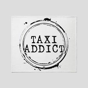 Taxi Addict Stadium Blanket