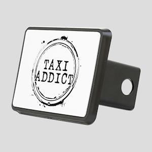 Taxi Addict Rectangular Hitch Cover