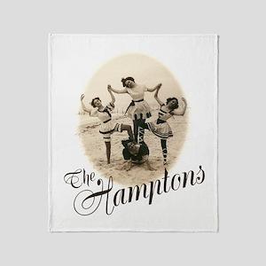 The Hamptons Throw Blanket