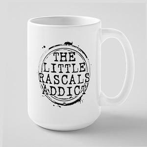 The Little Rascals Addict Large Mug