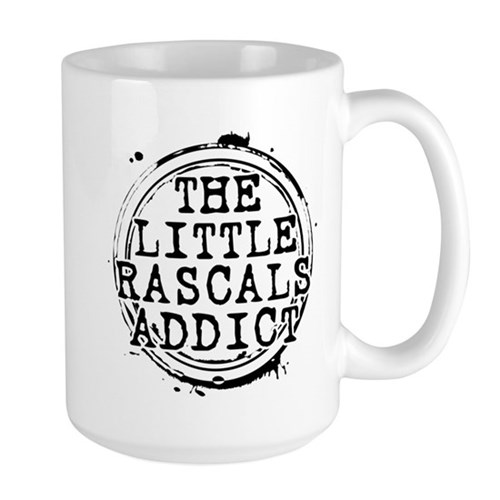 The Little Rascals Addict Large Mug