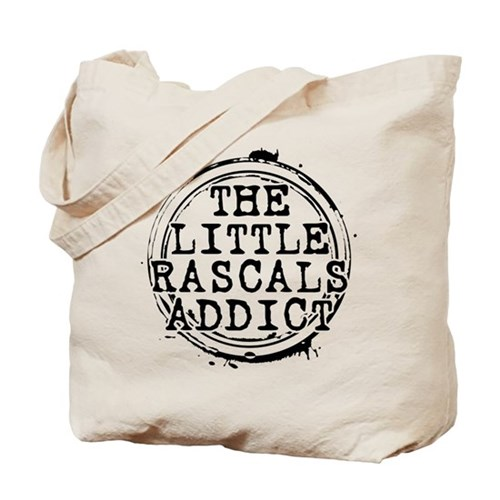 The Little Rascals Addict Tote Bag