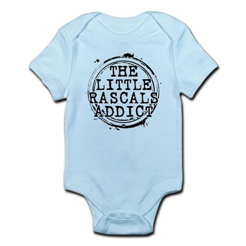 The Little Rascals Addict Infant Bodysuit