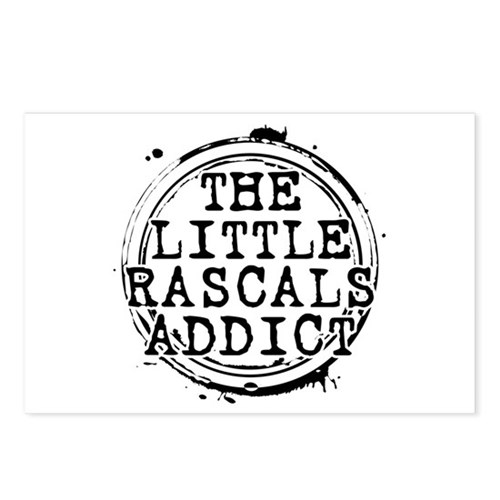 The Little Rascals Addict Postcards (Package of 8)