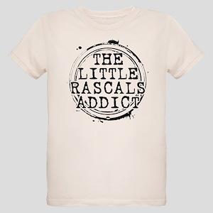 The Little Rascals Addict Organic Kid's T-Shirt