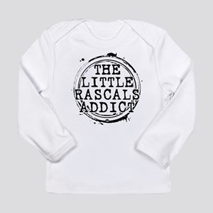 The Little Rascals Addict Long Sleeve Infant T-Shi