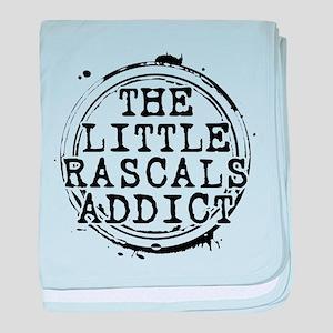 The Little Rascals Addict Infant Blanket