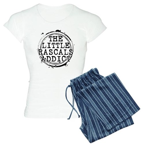 The Little Rascals Addict Women's Light Pajamas