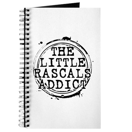 The Little Rascals Addict Journal