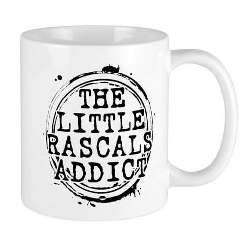 The Little Rascals Addict Mug