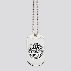 The Little Rascals Addict Dog Tags