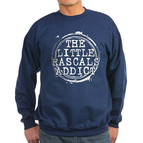 The Little Rascals Addict Dark Sweatshirt