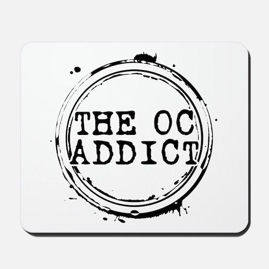 The OC Addict Mousepad