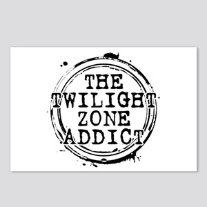 The Twilight Zone Addict Postcards (Package of 8)