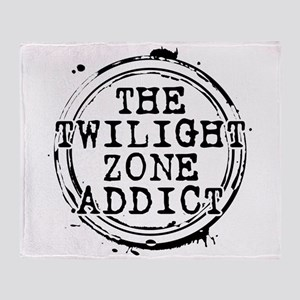 The Twilight Zone Addict Stadium Blanket
