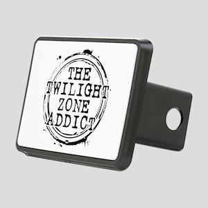 The Twilight Zone Addict Rectangular Hitch Cover