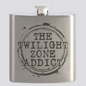 The Twilight Zone Addict Flask