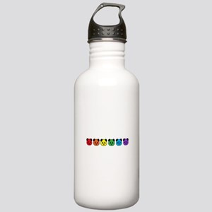 all bear inline 02 Stainless Water Bottle 1.0L