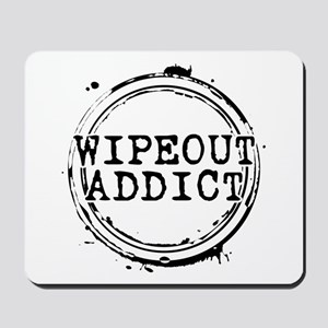 Wipeout Addict Mousepad