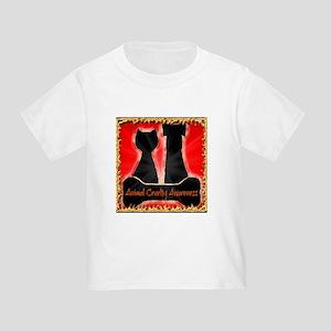 Animal Cruelty Awareness T-Shirt