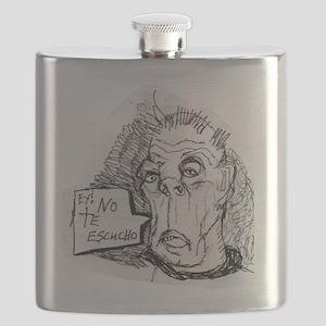DEAF GRANDPA Flask