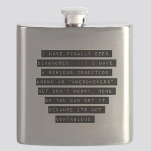 I Have Finally Been Diagnosed Flask