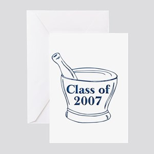 2007 Grads Greeting Cards (Pk of 10)