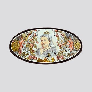 Queen Victoria Jubilee Patches
