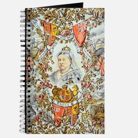 Queen Victoria Jubilee Journal