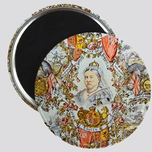 Queen Victoria Jubilee Magnet