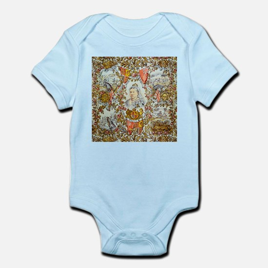 Queen Victoria Jubilee Infant Bodysuit