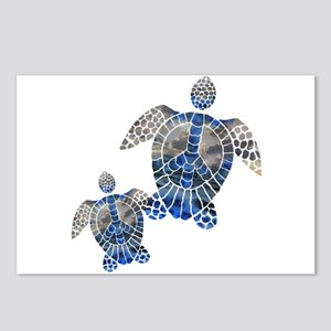 Peace Turtles Postcards (Package of 8)