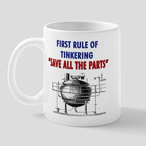 Tinkering Rule Mug