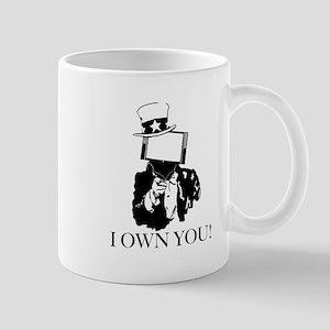 I own you Mugs