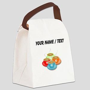 Custom Coffee Canvas Lunch Bag