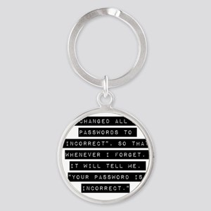 I Changed All My Passwords Keychains