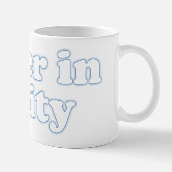 Power in Purity Mug