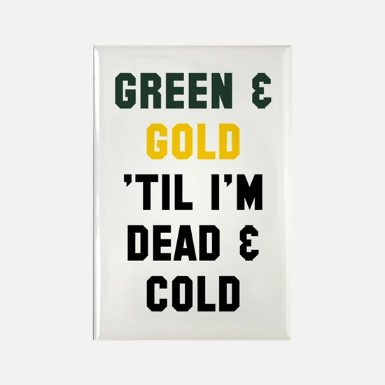 Green Gold Magnets