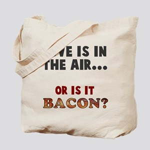 Is it bacon Tote Bag