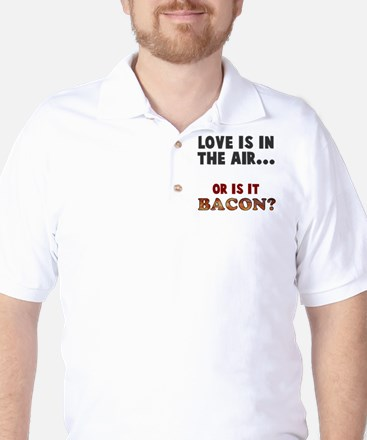 Is it bacon Golf Shirt