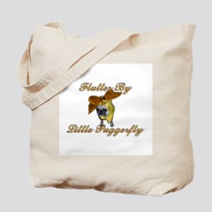 Puggerfly Tote Bag