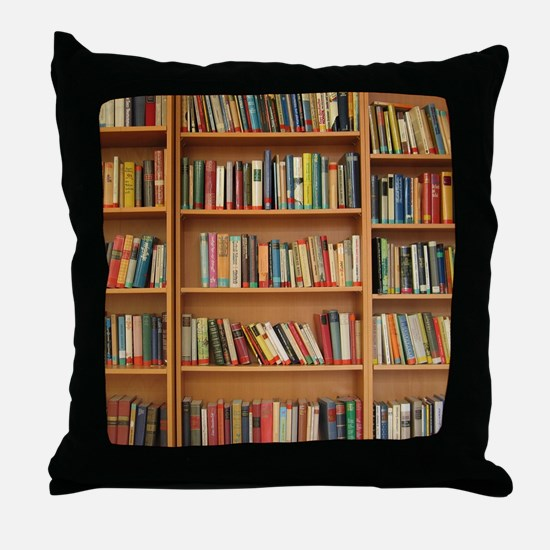 Cute Patterned Throw Pillow