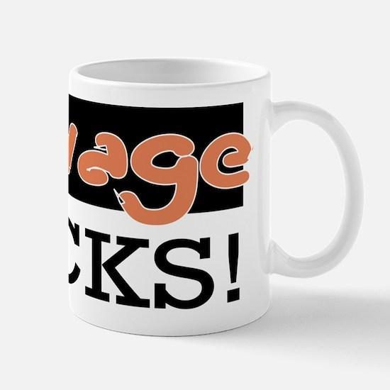 Cleavage Rocks!  Mug
