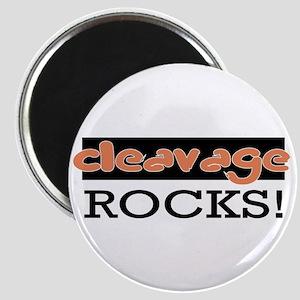 Cleavage Rocks! Magnet