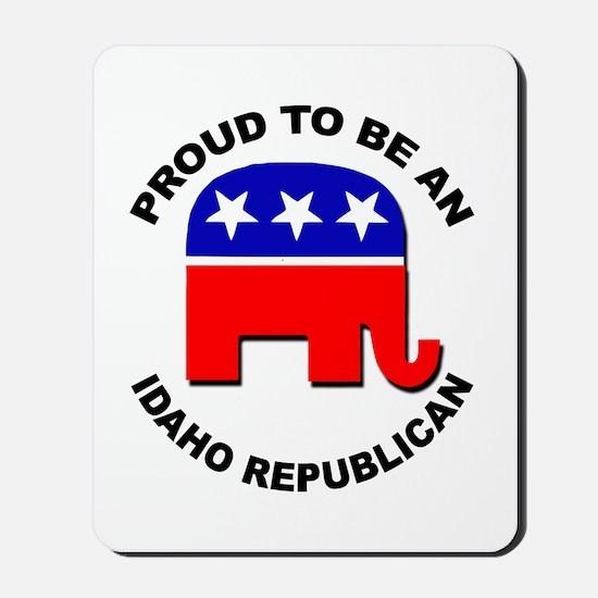 Proud Idaho Republican Mousepad