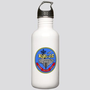USS Coral Sea CVA-43 Water Bottle