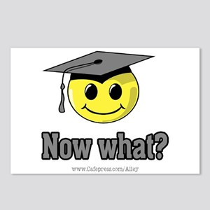 Now What Grad Postcards (Package of 8)