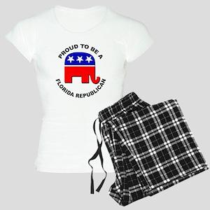 Proud Florida Republican Women's Light Pajamas